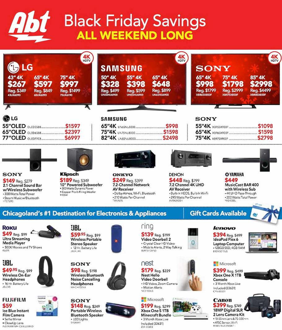 ABT Black Friday page 1